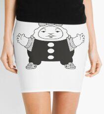 Big Eggart Mini Skirt