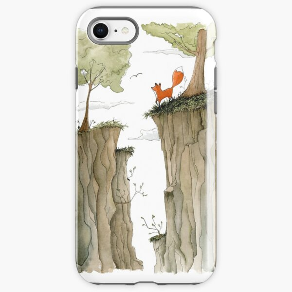 Divided iPhone Tough Case