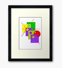 commonality Framed Print