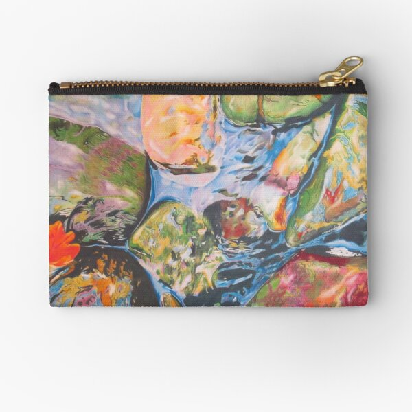 Kaleidoscope Zipper Pouch