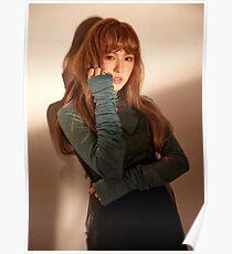 Red Velvet (레드벨벳) Perfect Velvet - Wendy (웬디) Poster