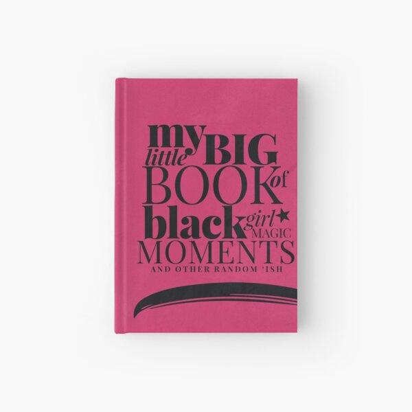 BLACK GIRL MAGIC JOURNAL Hardcover Journal