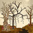 autumn spook by milja
