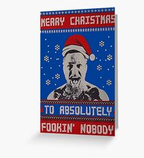 Mcgregor Christmas Greeting Card