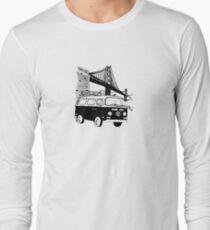 Vantigo VW and Golden Gate Bridge T-Shirt