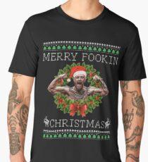 McGregor Merry Fookin Christmas Men's Premium T-Shirt