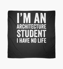 Architecture Student Scarf