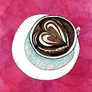 Latte by inkedinred