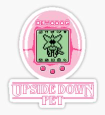 Stranger Things DEMODOG Tamagotchi  Sticker