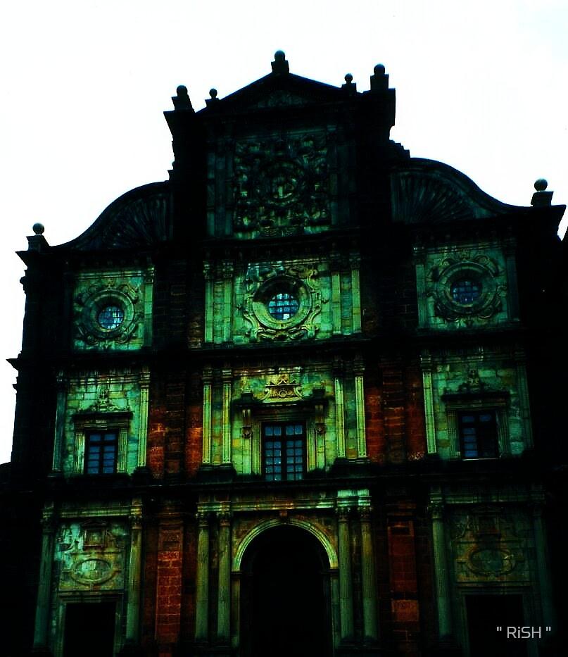 "Old Church by "" RiSH """