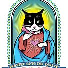 The Dollop: José Prayer Candle by Christopher Horn