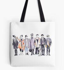 BTS Airport Fashion 171113 Tote Bag