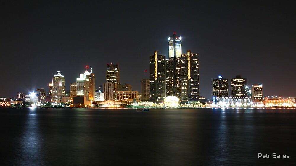 Detroit by Petr Bares