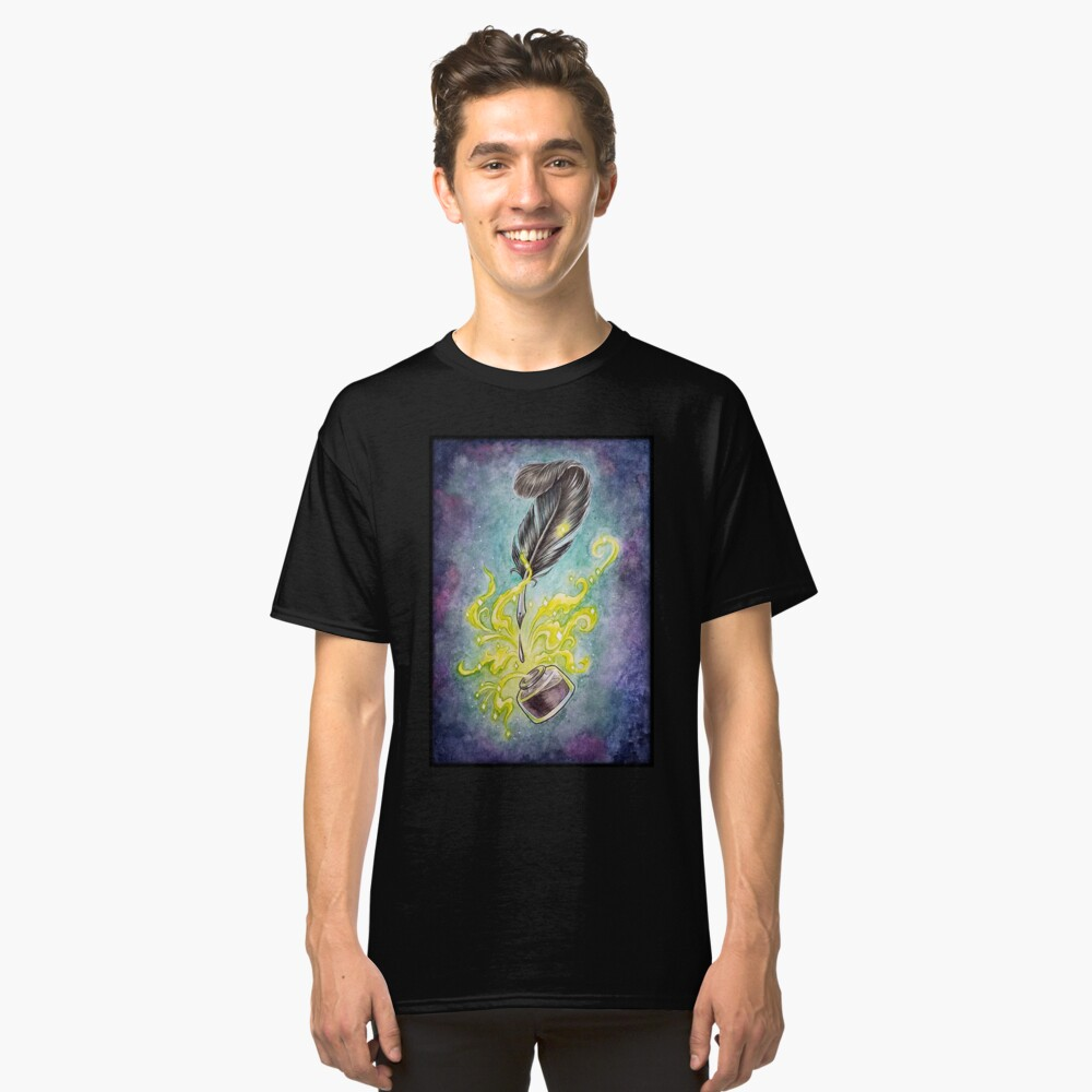 Quill & Well Classic T-Shirt