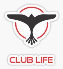 Tiesto - Club Life Sticker