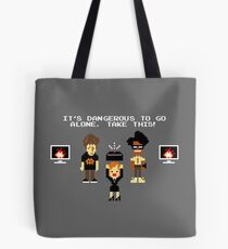 The Legend of Jen Tote Bag
