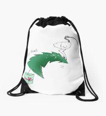 ibis you a merry xmas Drawstring Bag