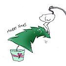 ibis you a merry xmas by Matt Mawson
