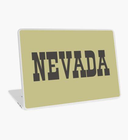 States Of Nevada Western Style  Laptop Skin