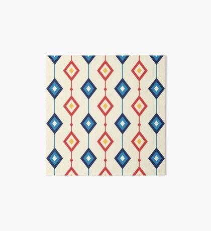 Geometric Shapes 01 Art Board Print