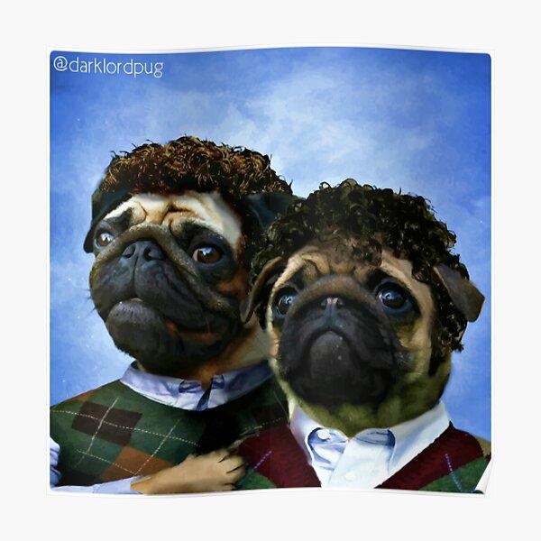 step pugs Poster