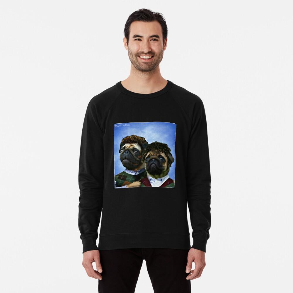 Schritt Pugs Leichter Pullover