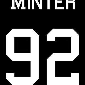 Sidemen - miniminter jersey style by xpunkspirationx