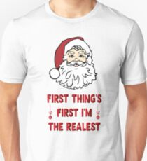 CHRISTMAS REALEST T-Shirt