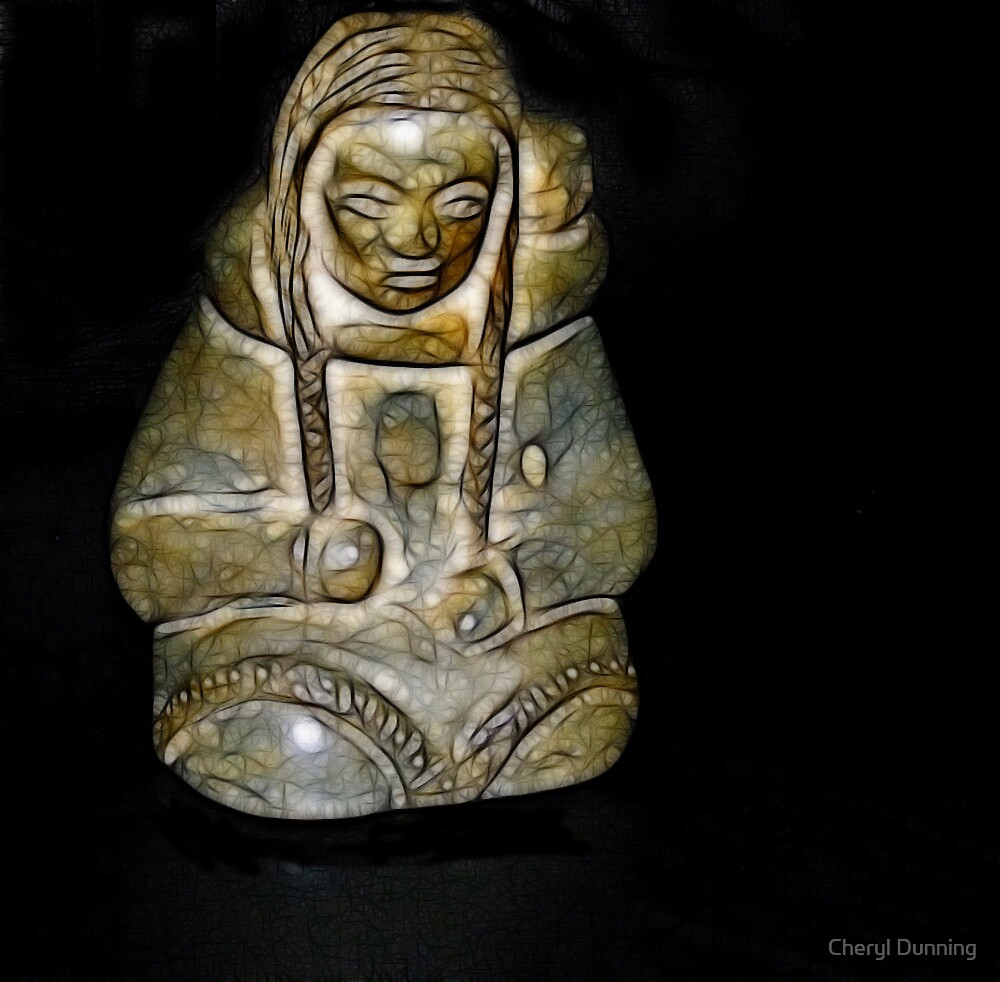 stone mother by Cheryl Dunning