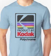 Kodak Polychrome Bomber Unisex T-Shirt