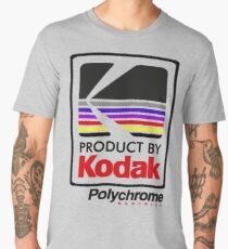 Kodak Polychrome Bomber Men's Premium T-Shirt