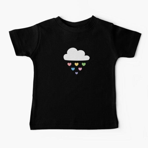 Raining hearts Baby T-Shirt