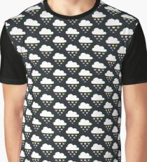 Raining hearts Graphic T-Shirt
