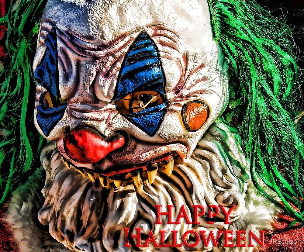 Happy Halloween by JRScalzo
