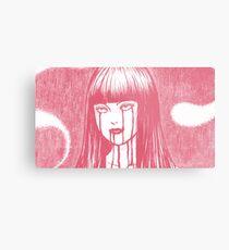 Lámina metálica Bloody Girl (rosa)