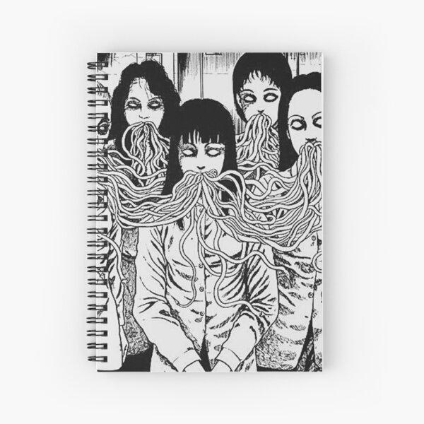 Shiver Spiral Notebook