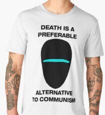 Death is a Preferable Alternative to Communism Men's Premium T-Shirt