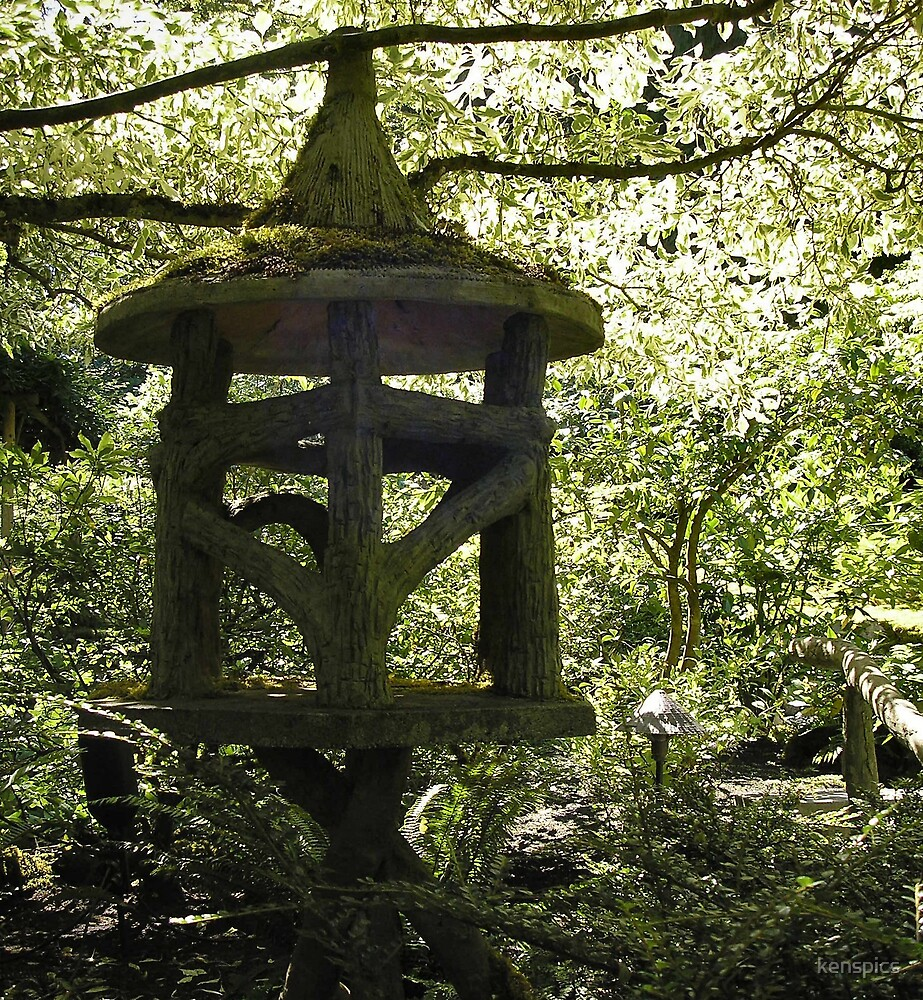 Japanese Garden by kenspics