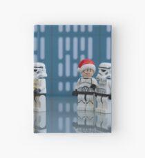 Darth Santa Hardcover Journal