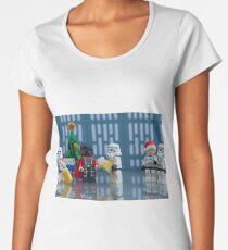 Darth Santa Women's Premium T-Shirt