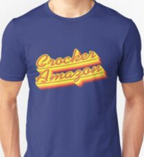Crocker-Amazon | Retro Rainbow Unisex T-Shirt