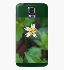 Lonely white Case/Skin for Samsung Galaxy
