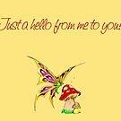 Hello... by shellyb