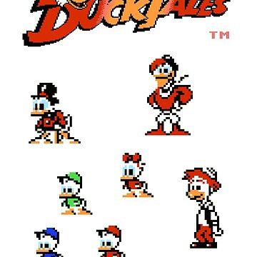Ducktales by CavedIn