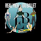 Real Men Do Ballet Group by balleteducation