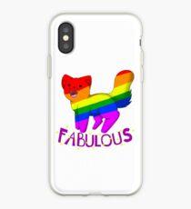 Fabulous Cat iPhone Case