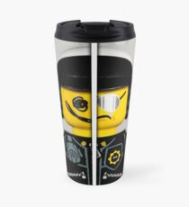 Good Cop - Bad Cop  Travel Mug