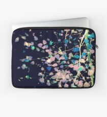 Nature Pattern # 4 - Birch (Blue) Laptop Sleeve