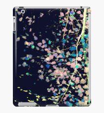Nature Pattern # 4 - Birch (Blue) iPad Case/Skin