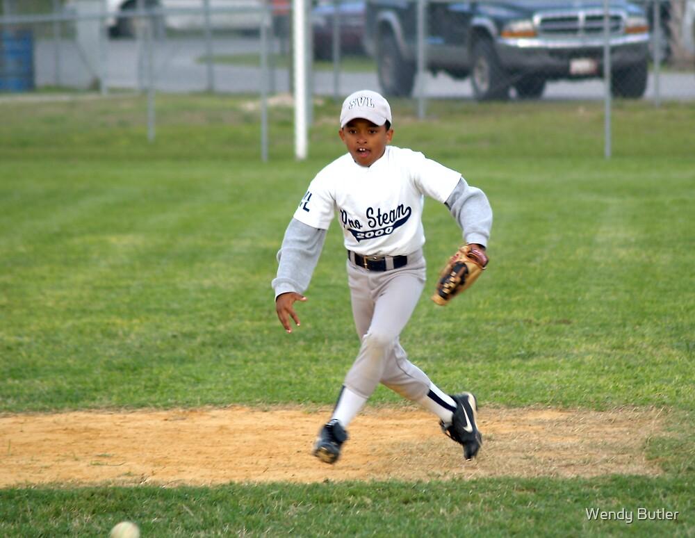 Isaiah, Baseball by Wendy Butler